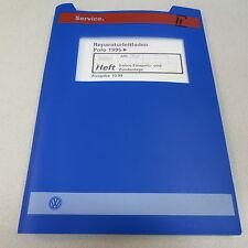 Werkstatthandbuch VW Polo III GTI / 6N2 Simos Einspritzanlage Zündanlage ARC AVY