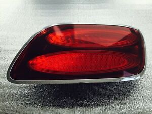 BENTLEY CONTINENTAL GT & GTC BLACK REAR RIGHT TAIL LIGHT