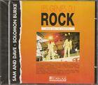 MUSIQUE CD LES GENIES DU ROCK EDITIONS ATLAS - SAM AND DAVE / SOLOMAN BURKE N°43
