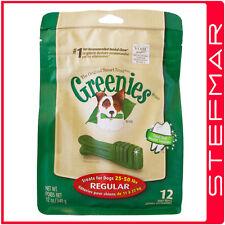 Greenies for Dogs Regular Original 340g 12pack