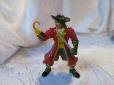 """Pirate Fantasy Action Figure 3.75"""" Early Learning Center ELC Captain with Hook"""