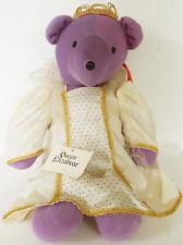 """NORTH AMERICAN Bear Co V.I.B 18"""" vintage QUEEN ELIZABEAR plush"""