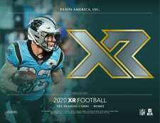 DK Metcalf 2020 Panini XR Case 15XBox Player Break 1