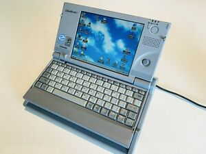 Toshiba Libretto 50 CT Intel Pentium 75 MHz MMX, 32 MB RAM with ALL Accessories