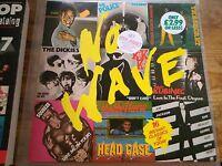 LP No Wave AMLE 68505 orange Vinyl