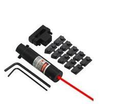Mini Red Laser Sight Pistol Handgun Red Laser Sight with Trigger Guard Mount