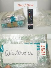 siemens fire safety S.I.A  303  QES 2000 Ul