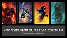 Dark Nights Death Metal #3 (Of 6) Variant Set