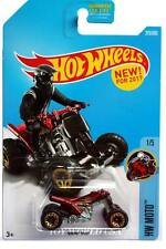 2017 Hot Wheels #275 HW Moto Quad Rod