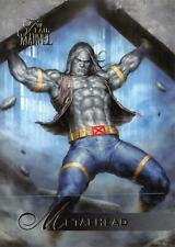 METALHEAD / 2019 Fleer Flair Marvel Annual BASE Trading Card #49