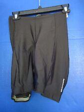 Canari~Black Padded Cycling Shorts~Women's Small