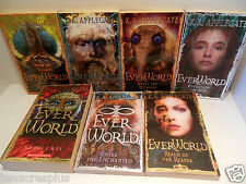 LOT EverWorld Series K A Applegate Books I 2 3 4 6 7 8 12 Portal to Old World