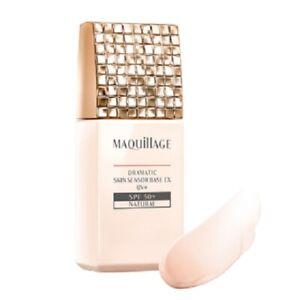 Shiseido Maquillage Dramatic Skin Sensor Base EX UV+ SPF50 Natural