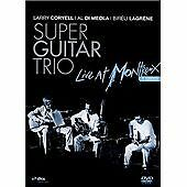 Super Guitar Duo - Live in Montreux 1989 (Live Recording/+DVD, 2009) NEW PROMO