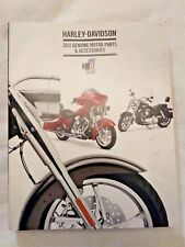 Harley Davidson Genuine Motor Accessories and Motor Parts Book 2012 ~ FREE SHIP