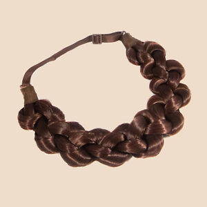 Madison Braids Braided Headband Womens Hair Braid Extension - Addie Knots