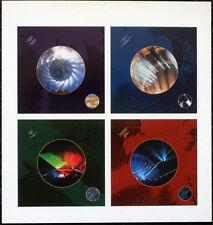 PINK FLOYD POSTER PAGE . 1995 PULSE LP ALBUM ART MONTAGE . M76