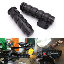 "1"" Motorcycle Handle Bar Hand Grips For Honda Shadow Phantom 750 /Spirit 1100 US"