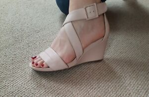 Clarks Leather Sandals size 5.5