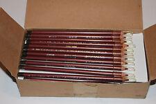 "Case of 72 Jordana Large 7-½"" Kohl Kajal Lipliner Pencils - Shade ""BRONZE���"