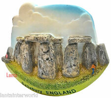 Stonehenge Salisbury England Stone Henge Circle UK 3D Fridge Magnet Refrigerator
