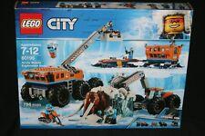 LEGO CITY 60195 ARTIC MOBILE EXPLORATION BASE (2018) NEW SEALED