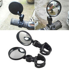 Cycling Bike Bicycle Rear View Mirror Handlebar Flexible Safety Rearview New