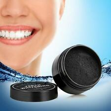 Natural Teeth Whitening Powder Organic Activated Charcoal Bamboo Teeth White~
