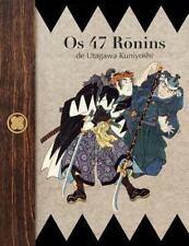 Os 47 Ronins de Utagawa Kuniyoshi by De Anima Books (2013, Paperback)