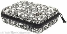 SP Storage Case for GoPro Hero3 Cameras and Accessories - Skull