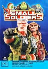 Small Soldiers * NEW DVD * Kirsten Dunst Tommy Lee Jones (Region 4 Australia)