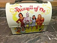 Vandor Wizard Of Oz Dome Tin Lunch Box Tote Retired