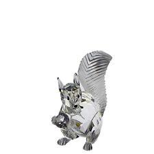 SWAROVSKI 1997 SCS 10th Anniversary Squirrel 208433