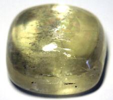 Collectible! 91 cts Natural Yellow Kunzite, Cushion Cab