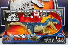 New Jurassic World Dino Rivals Allosaurus Dual Attack Toy Dinosaur Mattel Park
