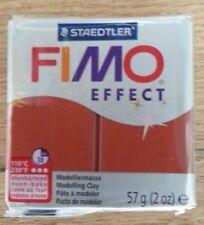 Pâte à modeler FIMO Effect Staedler 57g Cuivre 27