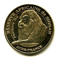 11 SIGEAN Lion 4, De profil, 2008, Monnaie de Paris