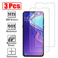 9H 3Pcs Tempered Glass Screen Film Protector for Samsung Galaxy A50 A30 A40 A70