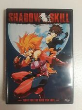 Shadow Skill -Fight For The Ones You Love- Vol 1 Anime DVD