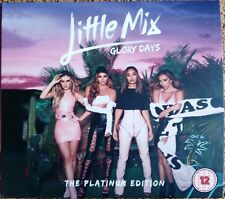 Little Mix Glory Days Platinum Edition digipak