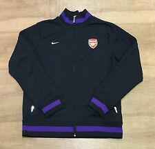 Arsenal-Gioventù XL/Adulti XS-Full Zip Giacca Top Track