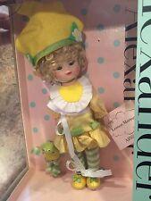 "Madame Alexander Doll 49785 Strawberry Shortcake Lemon Meringue 8"" Nrfb Rare"