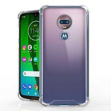"For T-Mobile REVVL REVVLRY 5.7"" Bumper Shockproof Slim Hybrid Cover Case"