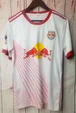 New York Red Bulls MLS Major League Soccer Jersey Shirt T-Shirt #16 Sz M