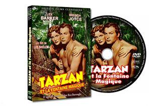 TARZAN et la Fontaine magique (Lex Barker)