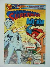 Superman Nr. 2 - 1977 - Ehapa Verlag - Z. 1-2