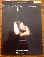 Sarah McLachlan ~ Surfacing ~ songbook sheet music ~ Piano/Vocal/Guitar