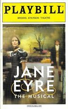 "James Barbour ""JANE EYRE"" (Musical) Marla Schaffel 2000 Opening Night Playbill"