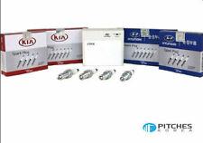 [18849 09085]Genuine Hyundai Kia spark plugs (x4) Fits SONATA SORENTO SPORTAGE