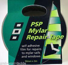 Windsurfing Mylar Repair Tape 50mm x 3m PSP Quality Kite/Sail/Tent repair tape